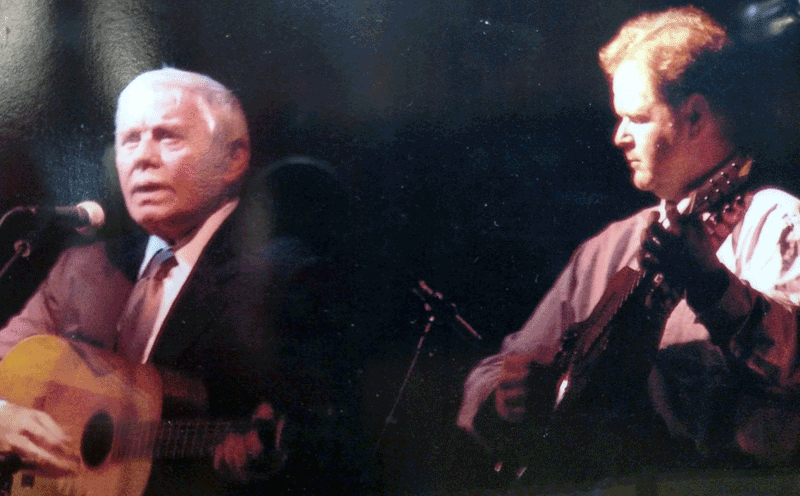 Don with Tom T. Hall